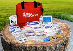 emergency first aid kits