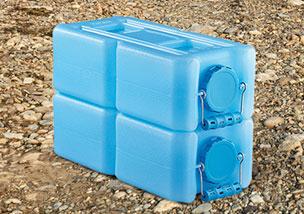 water brick water storage
