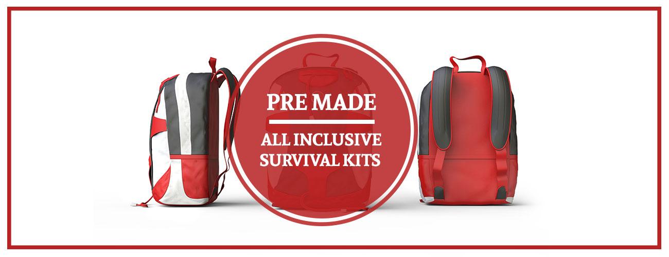 all inclusive survival kits